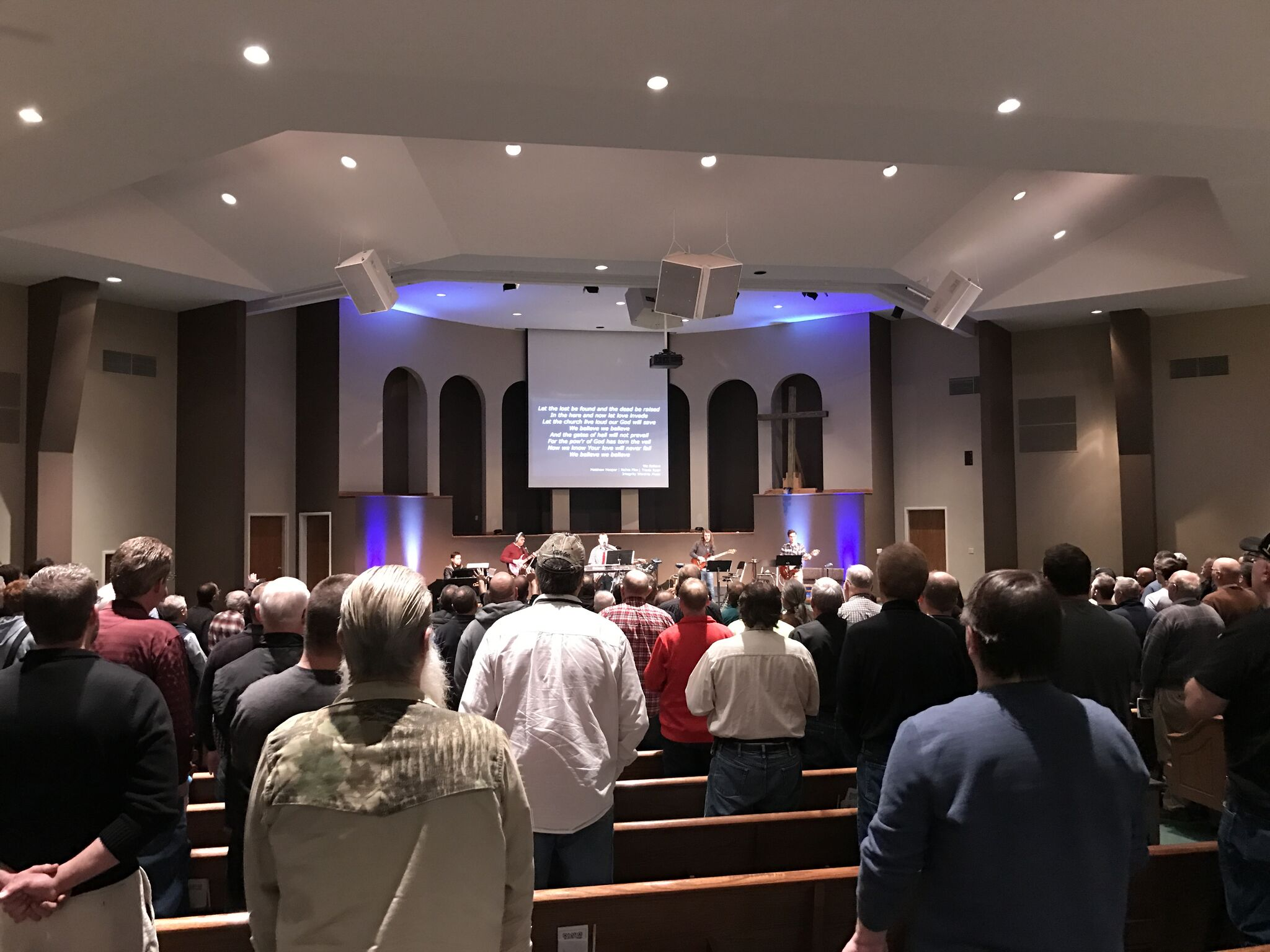 2017 No Regrets Conference for Men